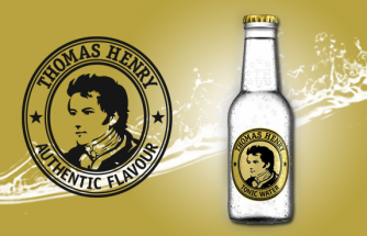 tónica Tomas Henry tonic water