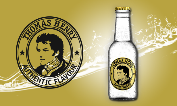 tónica Tomas Henry tonic water